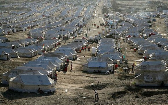 RefugeeCampsTurkey